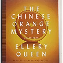 The Chinese Orange Mystery (Ellery Queen Mysteries)