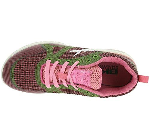 British Knights Energy Damen Sneakers Vert olive/rose