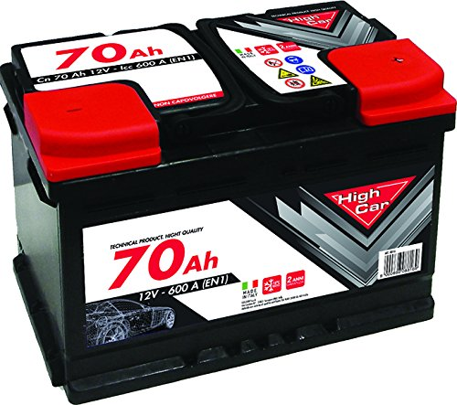 High L3B Car Batteria Auto 70AH 600A