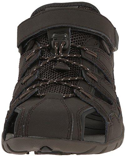 Teva M Dozer 4, Chaussures de randonnée basses homme Marron (Black Olive)