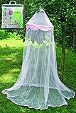 Boltze Prinzessinnen-Himmel für Kinderbetten bis 200 x 100 cm - rosa