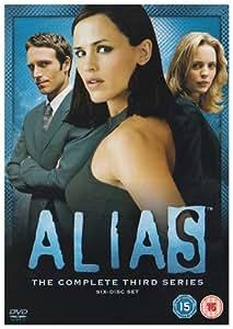 Alias - Complete Season 3 [DVD]