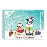 PetPäl Hunde Adventskalender 2018 leckersten Snacks & Leckerli für deinen Hund zu Weihnachten | Gesunde Leckerlie zum Advent - Getreidefrei, Glutenfrei, Ohne Zucker, Ohne Künstliche Farbstoffe
