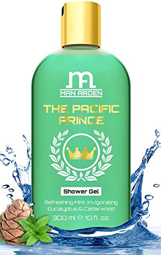 Man Arden The Pacific Prince Luxury Shower, 300ml