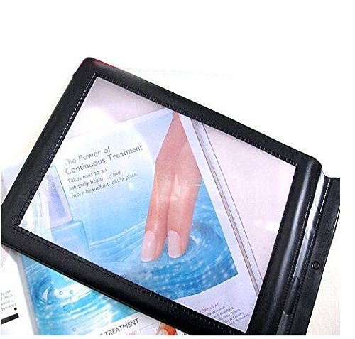 funwill-new-a4-full-page-large-sheet-magnifier-magnifying-glass-reading-aid-lens-fresnel