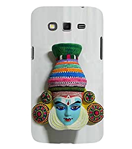 ifasho Designer Back Case Cover for Samsung Galaxy Grand I9082 :: Samsung Galaxy Grand Z I9082Z :: Samsung Galaxy Grand Duos I9080 I9082 (Mask Taegu South Korea Dibrugarh)