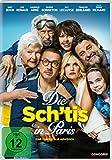 DVD Cover 'Die Sch'tis in Paris - Eine Familie auf Abwegen