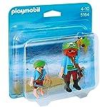 Playmobil - Duopack, piratas (...
