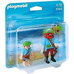 Playmobil - Duopack, Piratas (51640)