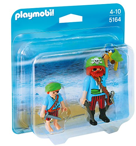 PLAYMOBIL - Duopack, Piratas (51640)