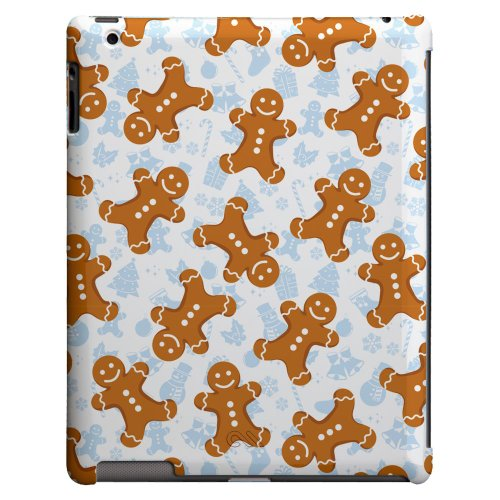 Case-Mate DY101385 DIY Barely There Schutzhülle für Apple iPad 2/3/4 Lebkuchen -