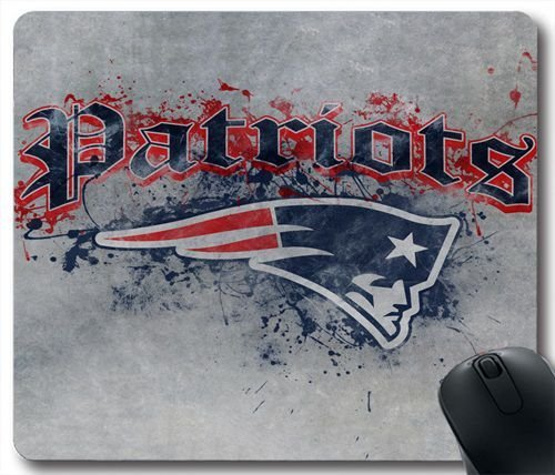 Preisvergleich Produktbild New England Patriots X5I6I Gaming Mouse Pad/Mauspad,Custom Mousepad