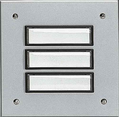 Grothe Etagenplatte ETA 804 EV1 Klingeltableau für Türkommunikation 4011459558048 -