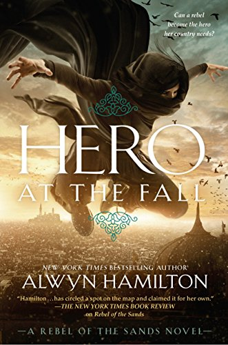 Hero at the Fall (Rebel of the Sands Book 3) (English Edition)