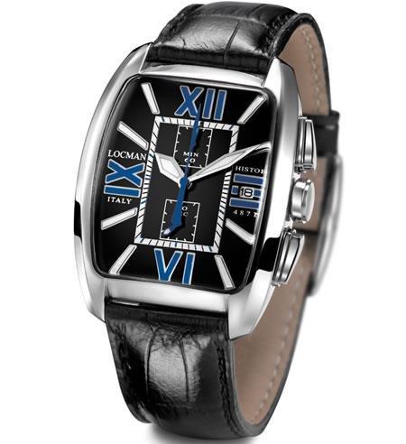 Locman 487N00BKFBL0PSK Montre à bracelet pour homme