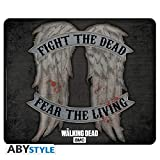 ABYstyle Abysse Corp_ABYACC252 Walking Dead Mauspad Daryl Wings