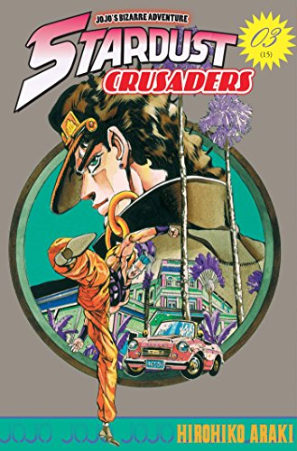 Jojo's bizarre adventure - Saison 3 - Stardust Crusaders Vol.3 par ARAKI Hirohiko