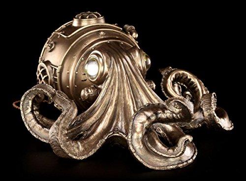 Steampunk Schatulle - Der Kraken - Figur Veronese