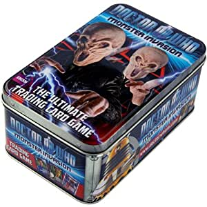 BBC Doctor Who Monster Invasion 2 Tin Trading Card Game