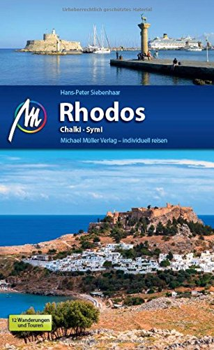 Preisvergleich Produktbild Rhodos: Chalki - Symi