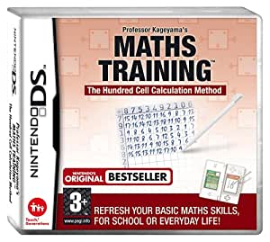 Professor Kageyama's Maths Training (Nintendo DS)