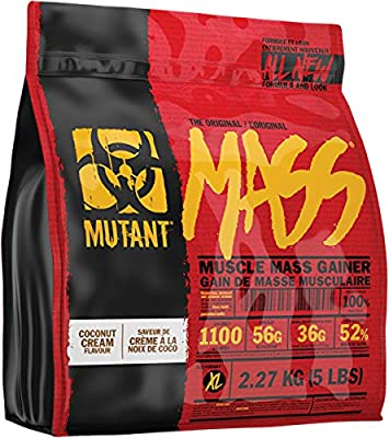 Mutant Mass 2.2 kg Cookies and Cream from Mutant