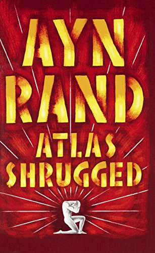 Book cover for Atlas Shrugged