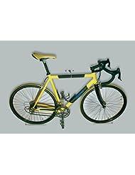 Soporte de pared para bicicleta trelixx en acrílico (acabado láser) para bicicleta de carreras, soporte de diseño para bicicleta con montaje en la pared, probado mil veces