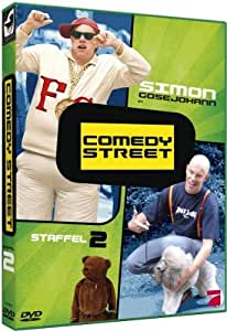 Comedy Street - Die komplette Staffel 2
