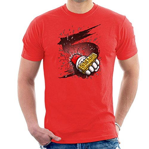 Cloud City 7 Super Smash Bros 5 Knuckle Duster Men's T-Shirt