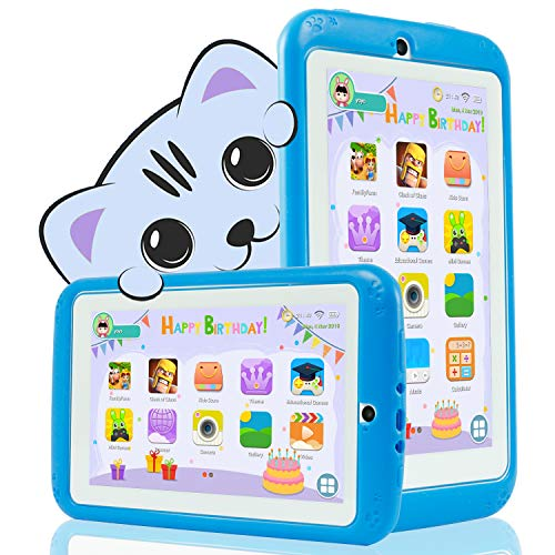 YESTEL Tablet Niños 7 Pulgadas Android 8.1 Tableta