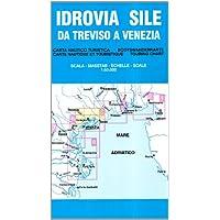 Idrovia Sile. Da Treviso a Venezia 1:50.000 - Carta Nautica