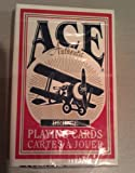 Best unknown Toys For Planes - Ace Authentic Biplane Bridge Playing Cards Review