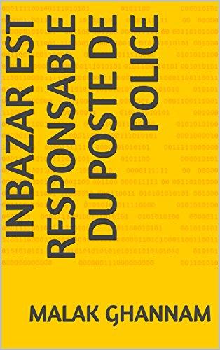 Couverture du livre Inbazar est responsable du poste de police