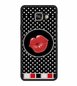 Fiobs Designer Back Case Cover for Samsung Galaxy A5 (6) 2016 :: Samsung Galaxy A5 2016 Duos :: Samsung Galaxy A5 2016 A510F A510M A510Fd A5100 A510Y :: Samsung Galaxy A5 A510 2016 Edition (Awards Ar Artistic Owl Birld Dance Singer)