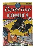 Loot Crate DX Detective Comics N ° 27Batman Plaque en Métal-Butin Caisse DX Janvier 2017