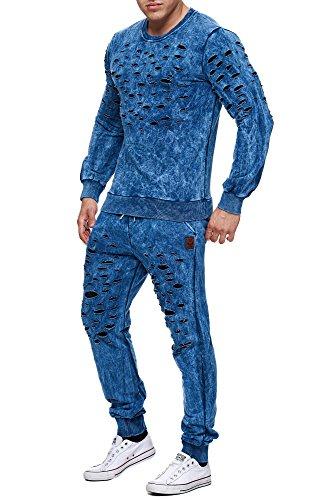 Cabin -  Tuta da ginnastica  - Uomo Blu