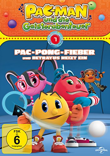 pac-man-und-die-geisterabenteuer-volume-7-pac-pong-fieber-betrayus-heizt-ein-edizione-germania