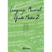Lenguaje musical, grado medio 2