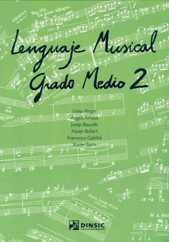 GALOFRE - Lenguaje Musical 2º (Grado Medio)