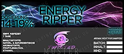 Twisted Aroma Energy Ripper von Twisted Vaping