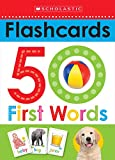#6: Scholastic Early Learners: Write and Wipe Flashcards: First 50 Words (Scholastic Early Learners (Cartwheel - US))