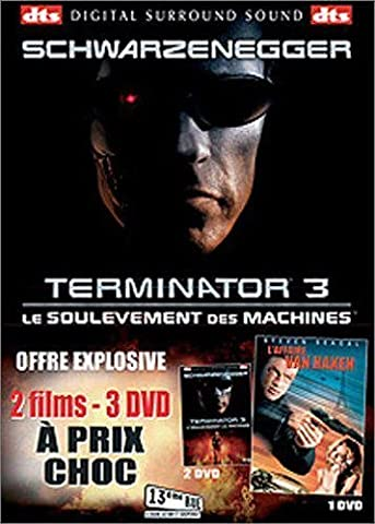 L Affaire Van Haken - Terminator 3 - Édition Collector 2 DVD