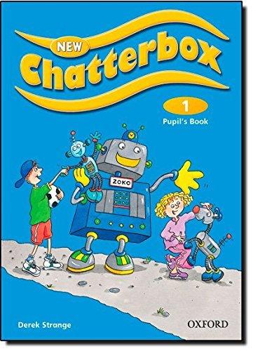 New Chatterbox: Level 1: Pupil's Book by Derek Strange (2006-04-13)