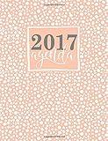 Agenda: Gray & Gold Agenda 2017 Settimanale