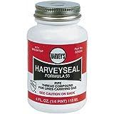 Harvey 025020 HarveySeal Sealant, Yellow