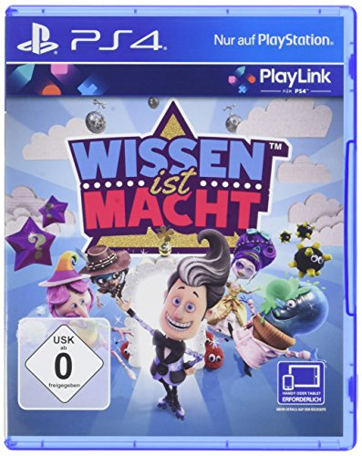 Wissen ist Macht - PlayStation 4