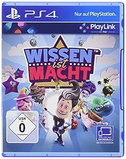 Wissen ist Macht - [PlayStation 4] (B072R24R21) | Amazon Products