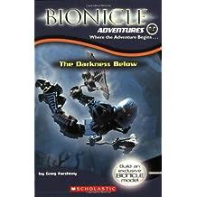 The Darkness Below (Bionicle Adventures)