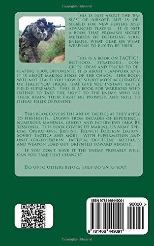 The Airsoft Bible: Book of Tactics: Volume 2